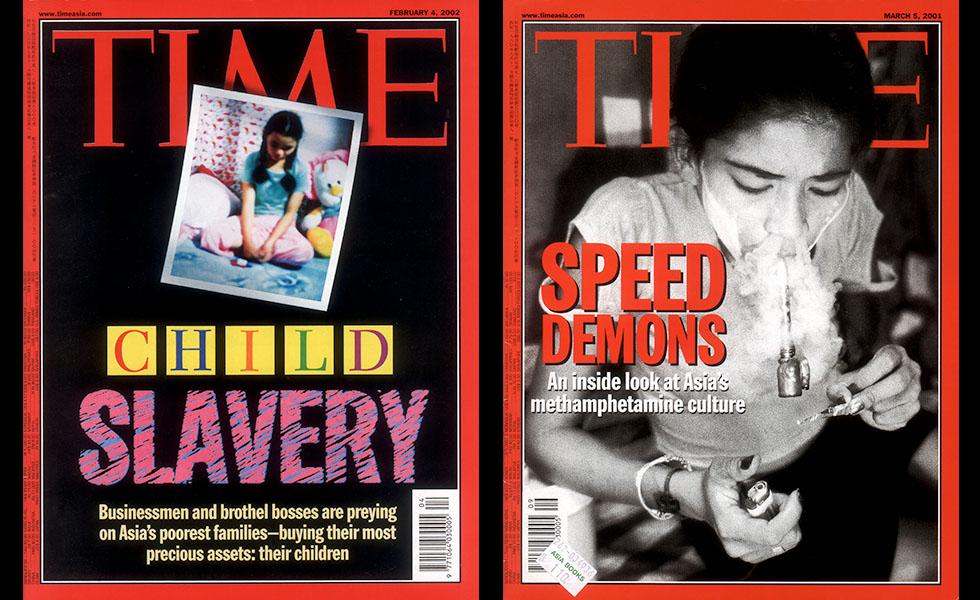Time Magazine Covers By Jonathan Taylor