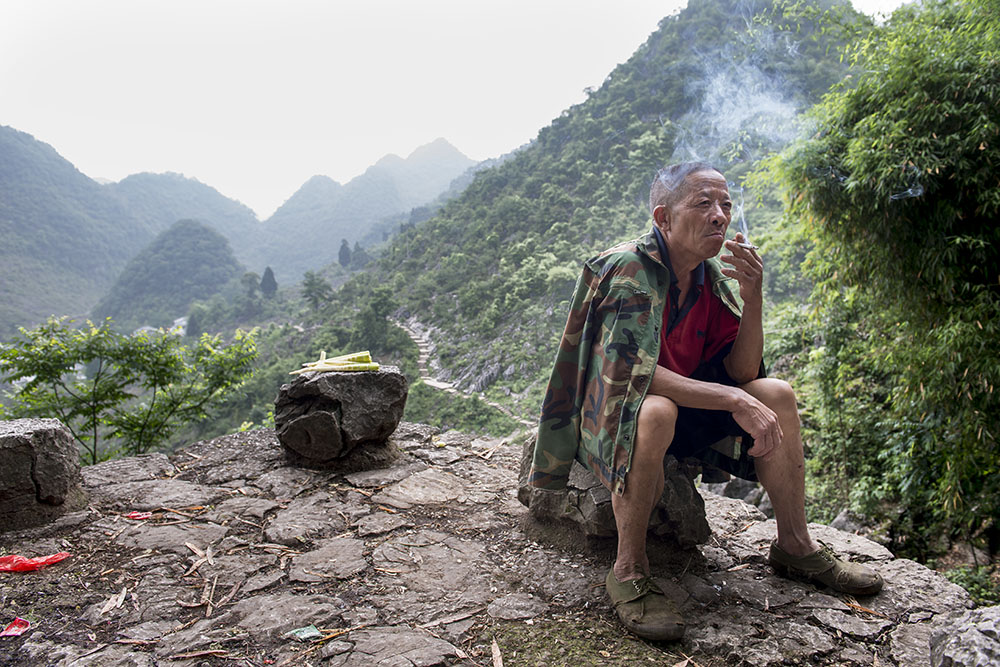 Cave Dwellers, South West China- Jonathan Taylor